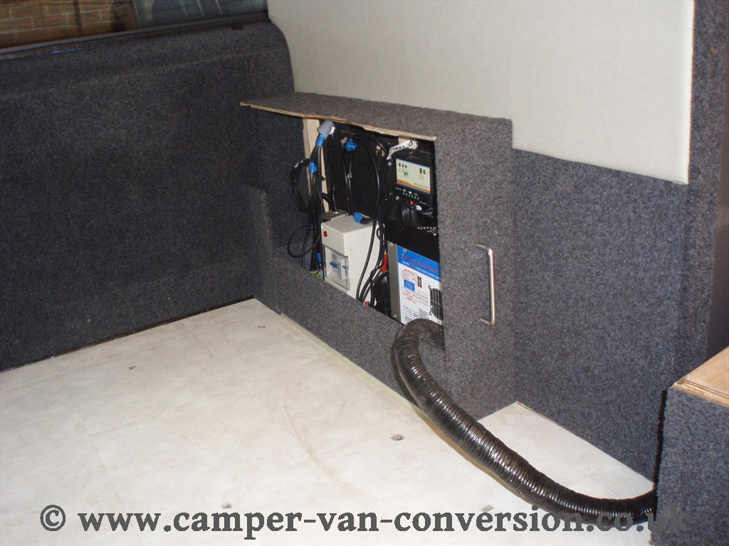Wiring Diagram For Van Conversion : Campervan conversion wiring diagram free